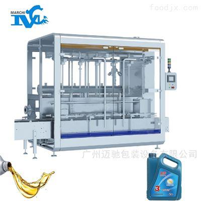 润滑油灌装机设备