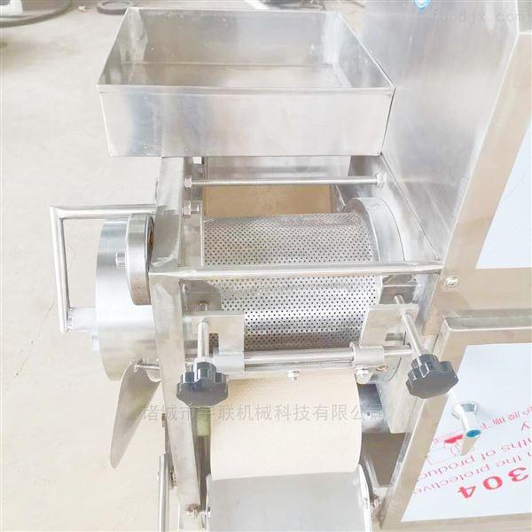 海鱼采肉机 鱼泥加工设备 淡水鱼鱼刺分离机
