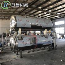 700/1200厂家生产高温高压食品杀菌锅电加热杀菌设备