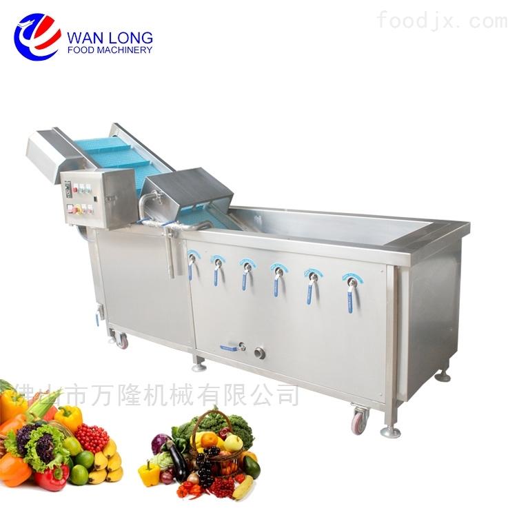 新产品商用水蜜桃洗菜机