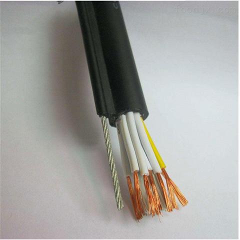 行车控制软电缆KVVRC450/750V10*1.5