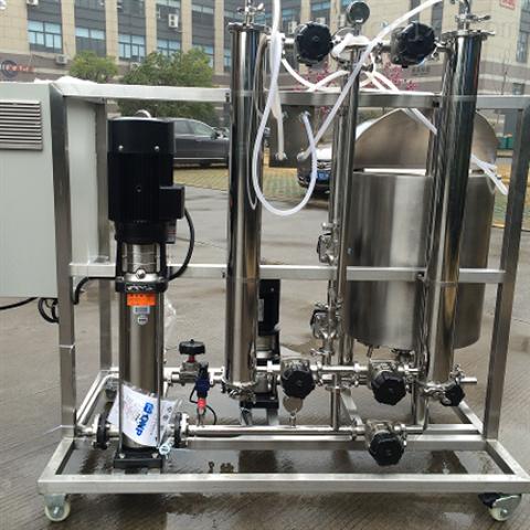 实验室中试膜分离设备WTM-2540D