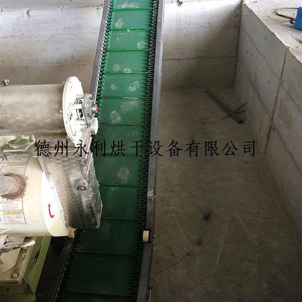 加工皮带上料机  爬坡式带式提升机