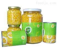 玉米罐头案例