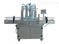 自吸泵式大剂量液体灌装机