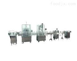洗涤类灌装生产线
