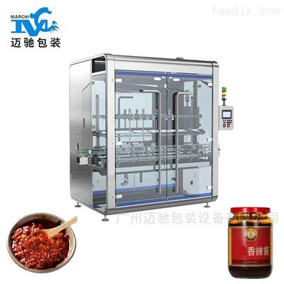 自动辣椒酱灌装机