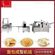 奶香面包生产线