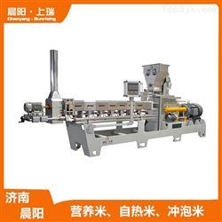 CY75膨化机方便米粉生产线   自热米食品机械