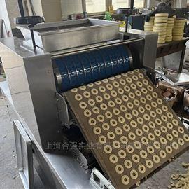 商用小型桃酥饼干成型机