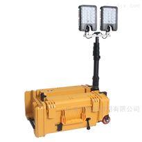 FW6118A移动照明系统充电升降应急工作灯120W扫描仪
