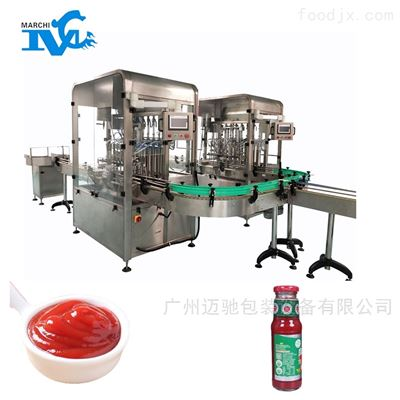 番茄酱汁灌装机