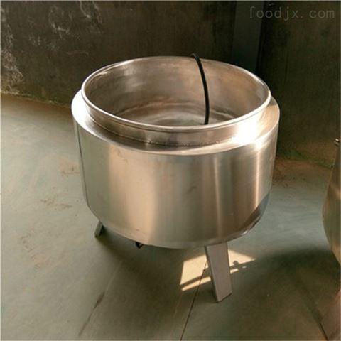 电加热猪头猪蹄去毛松香锅