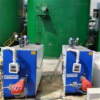1t燃油蒸汽发生器用于化工反应釜