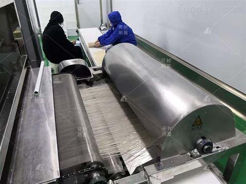 丽星粉条加工设备厂家,选购粉条机准备工作