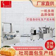 毛毛虫面包生产线