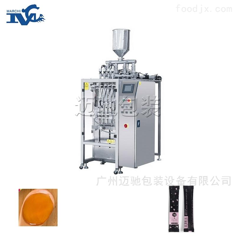 食品定量蜂蜜自动包装机