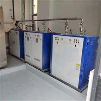 立浦热能144kw电加热蒸汽发生器垃圾处理场