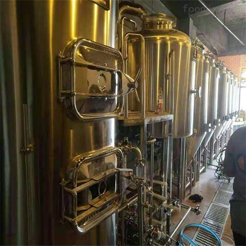 山西酒店自酿啤酒设备