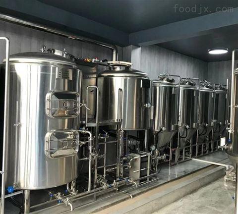 饭店1000啤酒设备