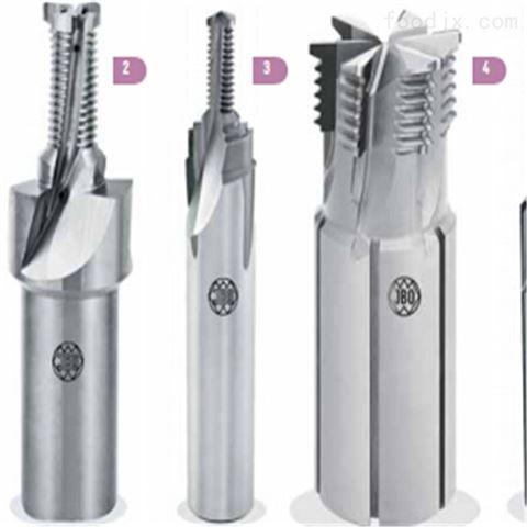 德国JBO螺纹牙铣刀