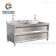 WASC-10-2双缸漂烫机杀青机果蔬清洗机洗菜机