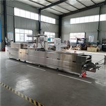 DZR-420披萨拉伸膜真空包装机