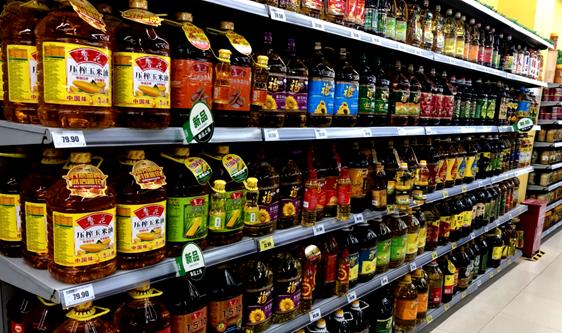 加快產業換擋升級 食用油生產線增強加工效能