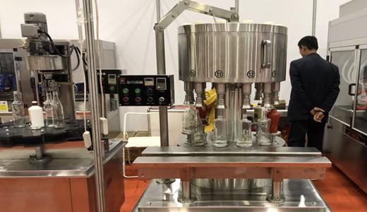 高端白酒市場前景廣闊 自動灌裝生產線提產增效
