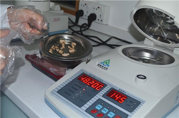 电子式猪肉类水分测定仪