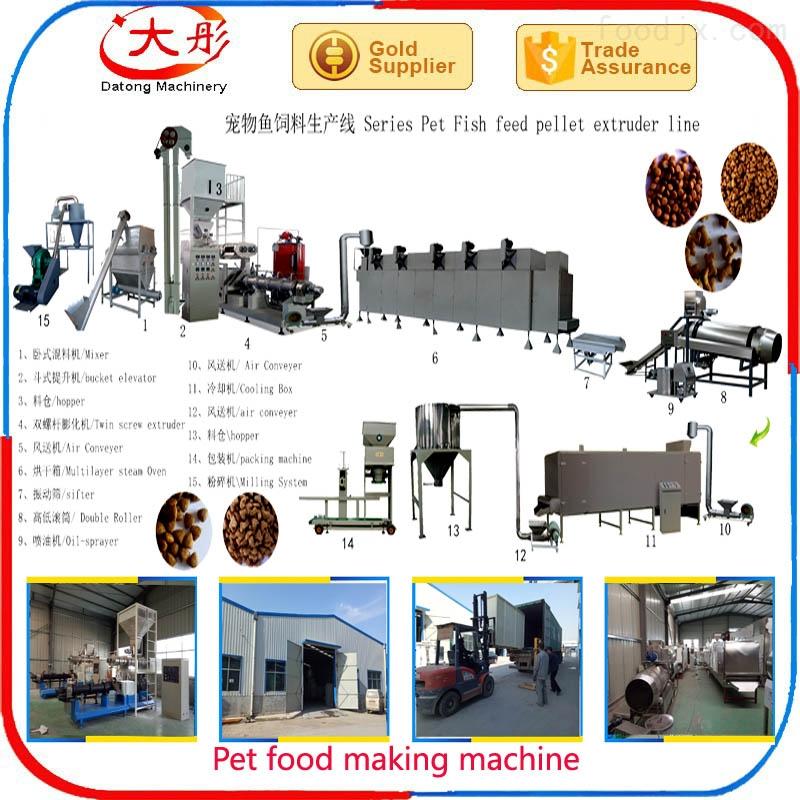 狗粮生产设备配件