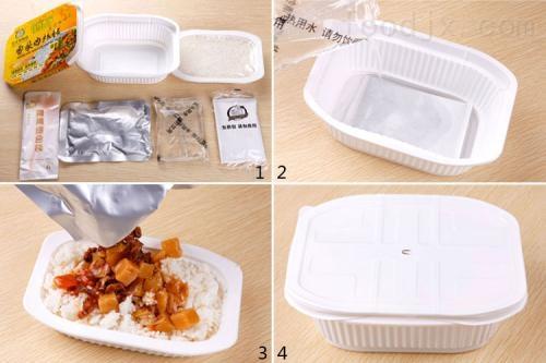 自热米饭米加工膨化机