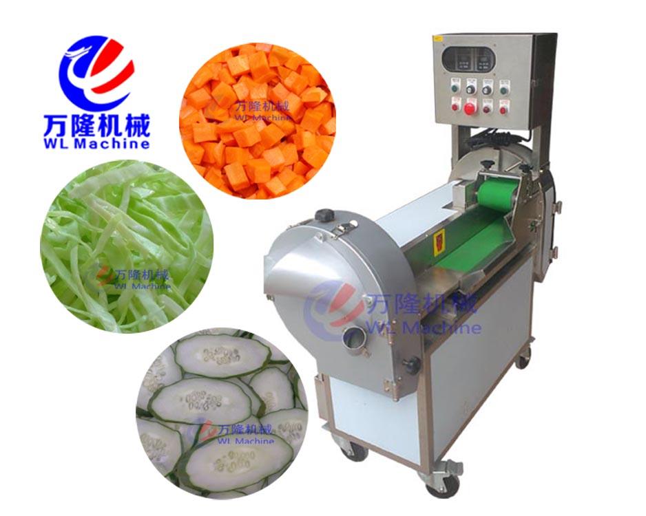 大量批发 多功能切菜机器 双头型切菜机 变频切菜机 切片切丝切