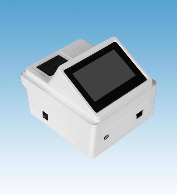 荧光免疫层定量分析仪