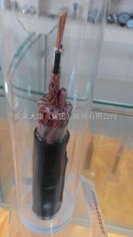 德昌县控制电缆ZR-KVVP22-4*2.5