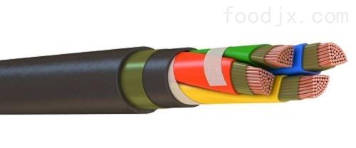 定远县铠装高压电缆YJV-10KV-3*185