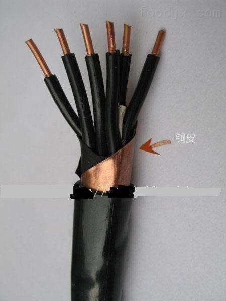 文水县耐寒控制电缆KFVRPHD-2*1.0