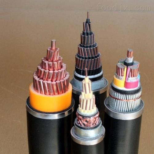 略阳县铠装高压电缆YJV-10KV-3*50