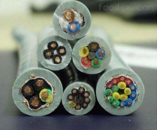 喀什市硅橡胶电缆KGGP1-5*4