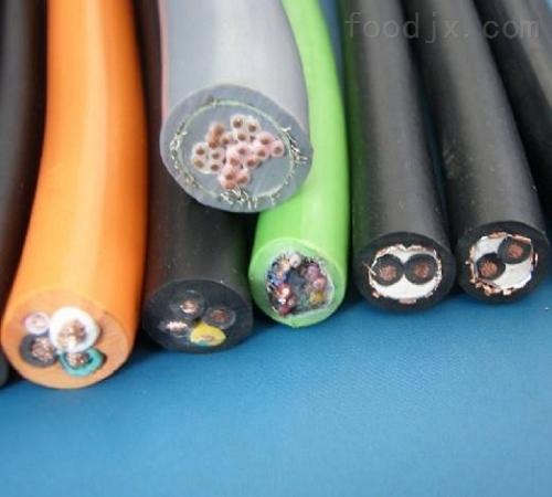 德保县硅橡胶计算机电缆JHXG-3*10