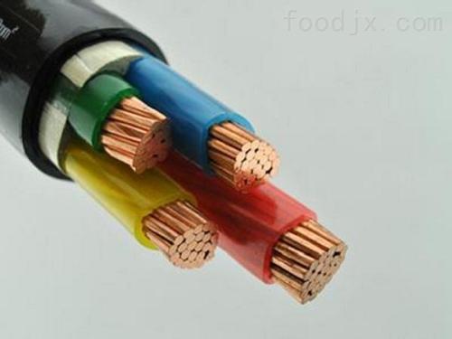徐闻县耐寒扁平电缆ZR-YFFB-2G-3*4