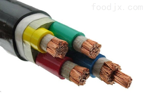 爱辉区耐寒扁平电缆YFFB-3*16