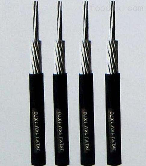 博白县耐寒扁平电缆YGGB-3*50