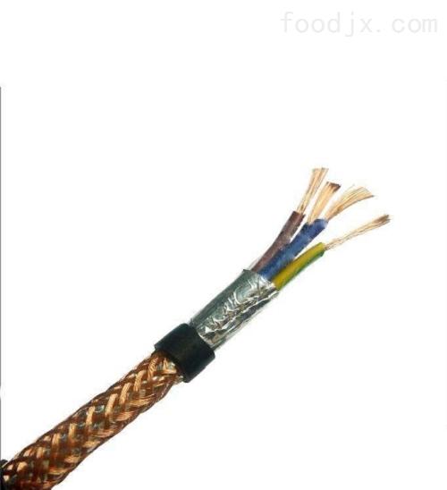 铜陵县扁平电缆YVFB-2G-3*2.5