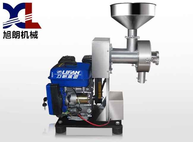 移动式汽油磨粉机