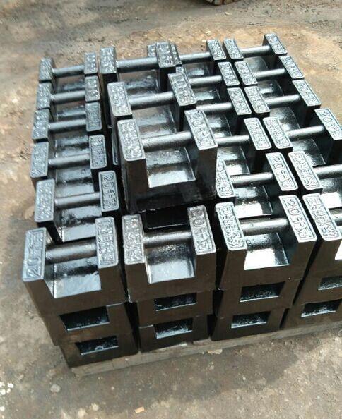25kg砝码等级-M1级铸铁砝码价格