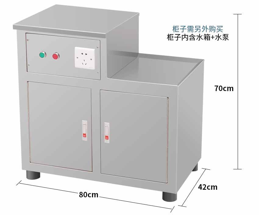 水冷磨粉机柜子