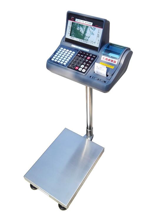 条形码标签打印电子秤