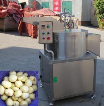 土豆削皮机