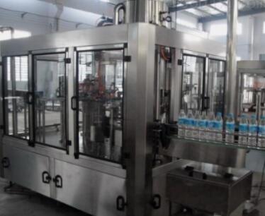 瓶装水自动灌装机